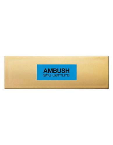 Shu Uemura Limited Edition Custom Quad Palette-NO COLOUR-One Size