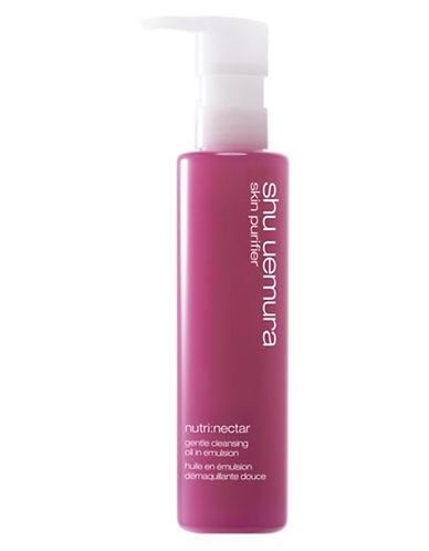 Shu Uemura nutri nectar Gentle Cleansing Oil in Emulsion 150ml-NO COLOUR-150 ml