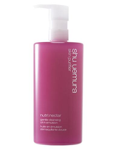 Shu Uemura nutri nectar Gentle Cleansing Oil in Emulsion 450ml-NO COLOUR-450 ml