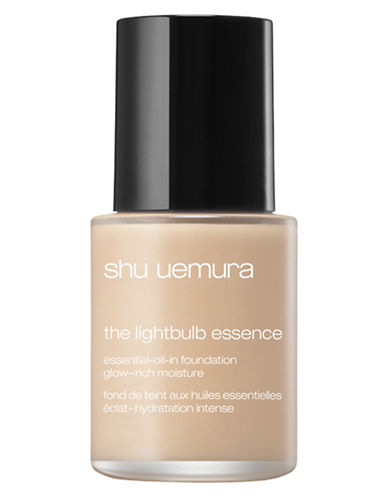 Shu Uemura Lightbulb Essence Essential-Oil-In Foundation-384 FAIR AMBER-30 ml
