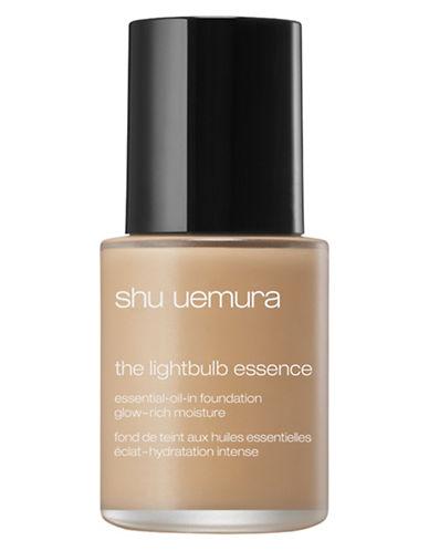 Shu Uemura Lightbulb Essence Essential-Oil-In Foundation-554 MEDIUM SAND-30 ml