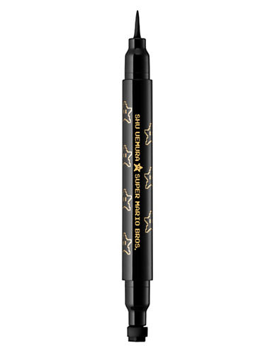 Shu Uemura Dual Stamp Eyeliner-BLACK-One Size
