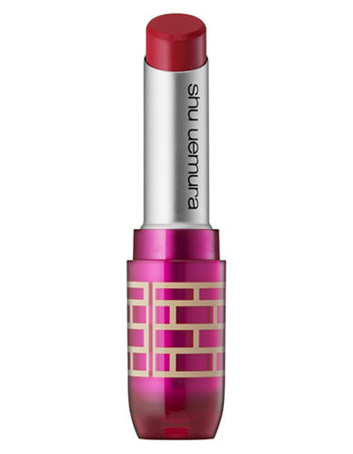 Shu Uemura Art Of Hair Rouge Unlimited Supreme Matte Lipstick-MATTE RED 187-One Size