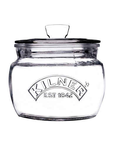 Kilner Universal Storage 0.5L Jar-CLEAR-One Size