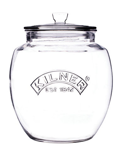 Kilner Universal Storage 2L Jar-CLEAR-One Size