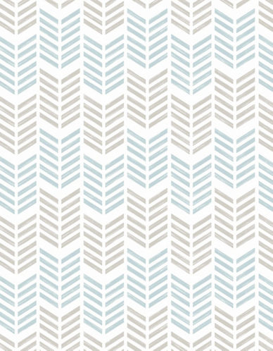 Graham And Brown 32-877 Oiti Wallpaper-BLUE-One Size