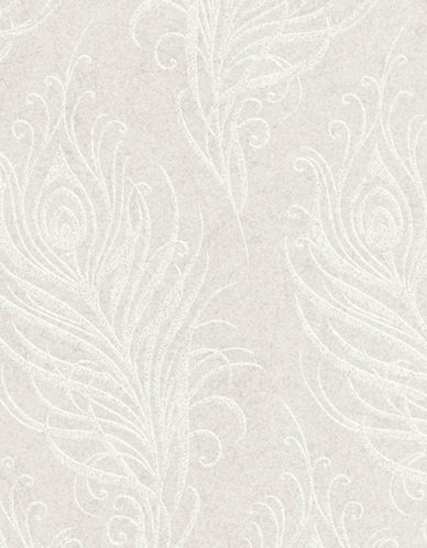 Graham And Brown 33-315 Quill Wallpaper-PEARL-One Size