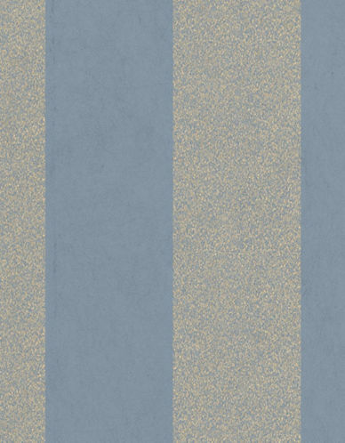 Graham And Brown 33-327 Artisan Stripe Wallpaper-BLUE-One Size