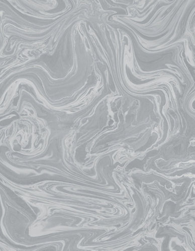 Graham And Brown 100519 Marbled Wallpaper-GREY/SILVER-One Size