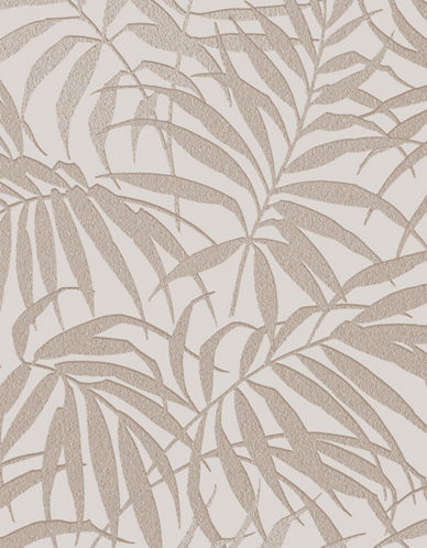 Graham And Brown 100530 Tropic Wallpaper-ROSE/GOLD-One Size