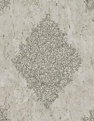 Graham And Brown 102952 Cork Wallpaper-CREAM/GOLD-One Size