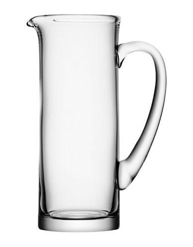 Lsa International Basis Handmade Glass Jug-CLEAR-One Size