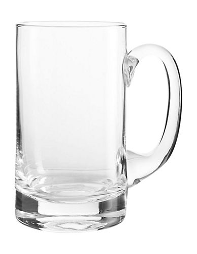 Lsa International Bar Beer Tankard-CLEAR-One Size