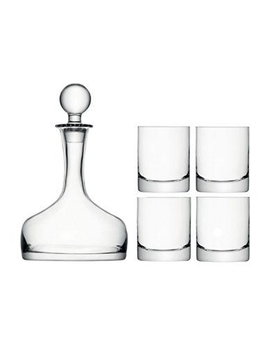 Lsa International Bar Whisky Set-CLEAR-250 ml