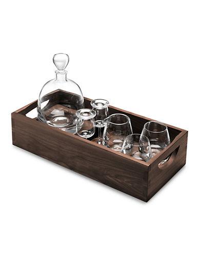 Lsa International Whisky Islay Nine Piece Connoisseur Set-CLEAR-One Size