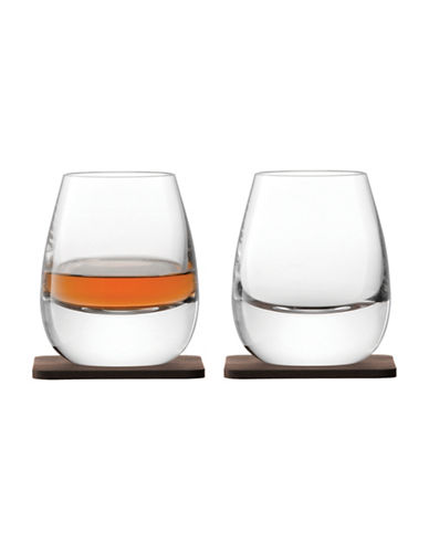 Lsa International Set of Two Whisky Islay Nosing Glasses-CLEAR-250 ml