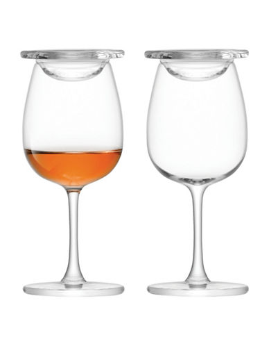 Lsa International Set of Two Whisky Islay Nosing Glasses-CLEAR-110 ml