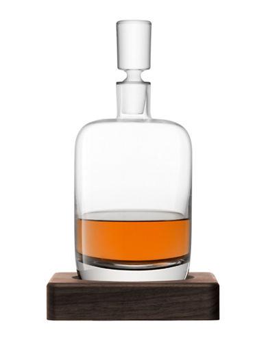 Lsa International Whisky Renfrew Glass Decanter-CLEAR-One Size