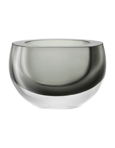 Lsa International 5.9-Inch Clear Glass Host Bowl-GREY-15