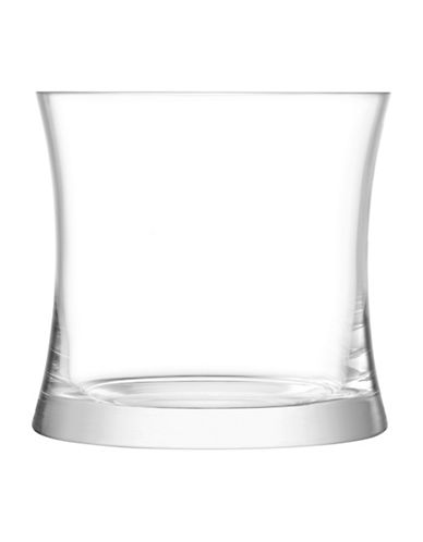 Lsa International Moya Handmade Glass Dual Champagne Bucket-CLEAR-One Size