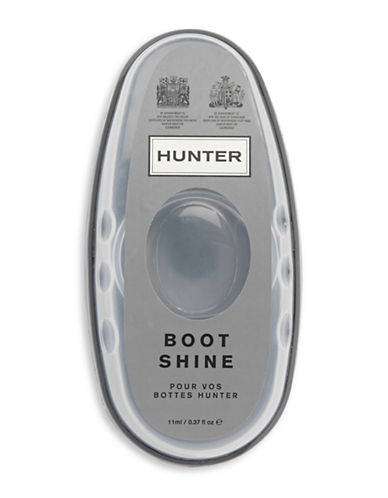Hunter Clear Boot Shine Sponge Brush-CLEAR-One Size