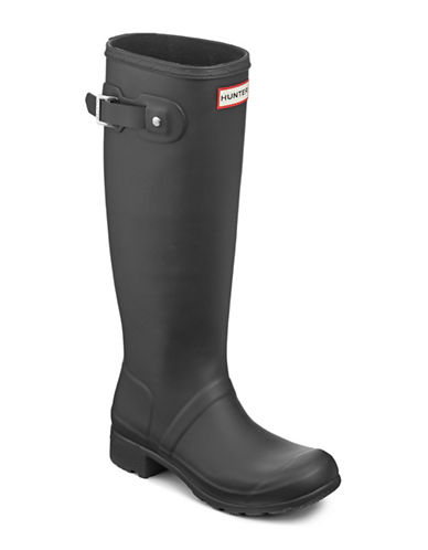 Hunter Original Tour Boots-BLACK-9