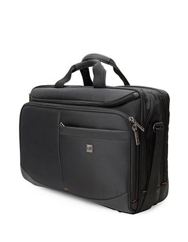 Gino Ferrari Metis Top Load Laptop Bag-BLACK-One Size