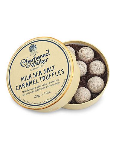 Charbonnel Et Walker Milk Sea Salt Caramel Truffles-NO COLOUR-One Size
