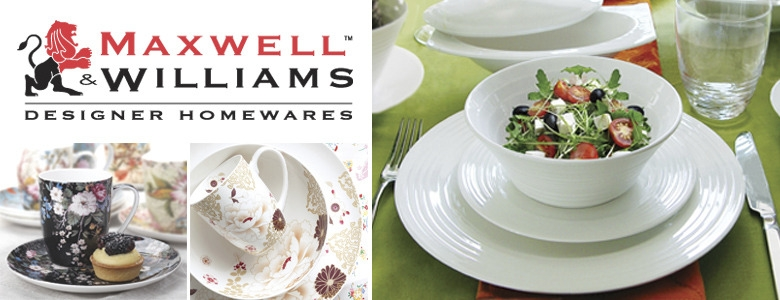 maxwell williams cream sugar serveware dining entertaining home hudson 39 s bay. Black Bedroom Furniture Sets. Home Design Ideas