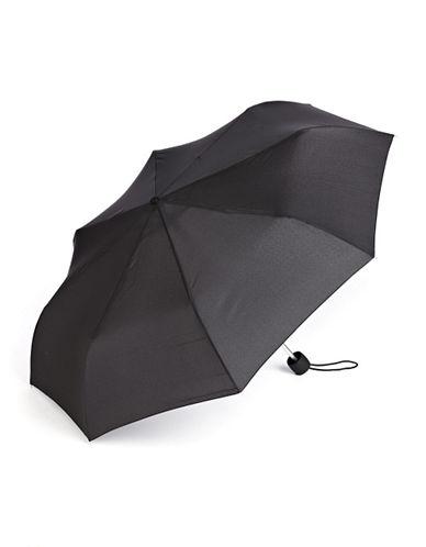 Fulton Minilite Umbrella-BLACK-One Size