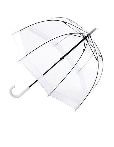Fulton Birdcage Umbrella-WHITE-One Size
