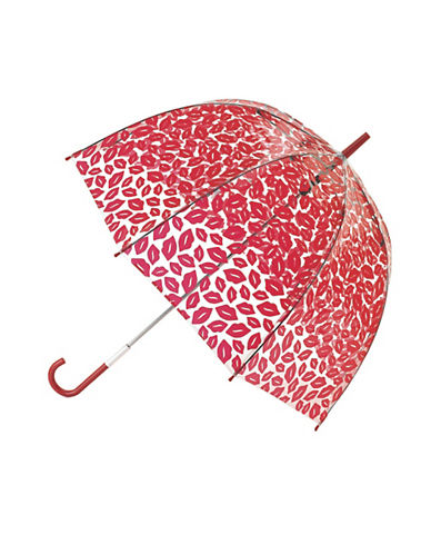 Fulton Birdcage Umbrella-RED-One Size
