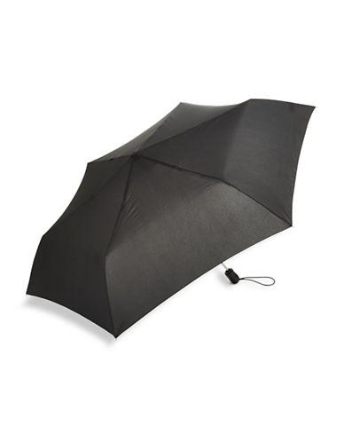 Fulton Automatic Open and Close Slim Umbrella-BLACK-One Size