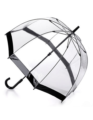 Fulton Birdcage Umbrella-BLACK-One Size