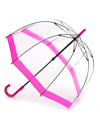 Fulton Birdcage Umbrella-PINK-One Size