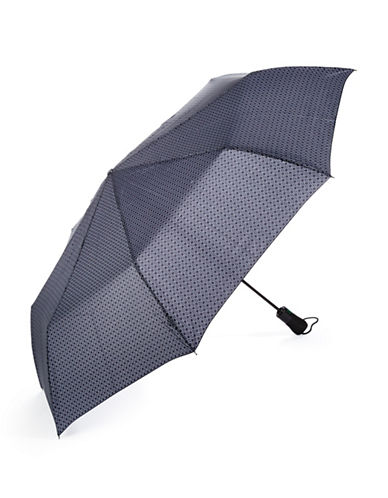 Fulton Open and Close Jumbo Golfer Umbrella-LINEARGRID-One Size