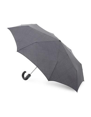 Fulton Folding Umbrella-GREY-One Size