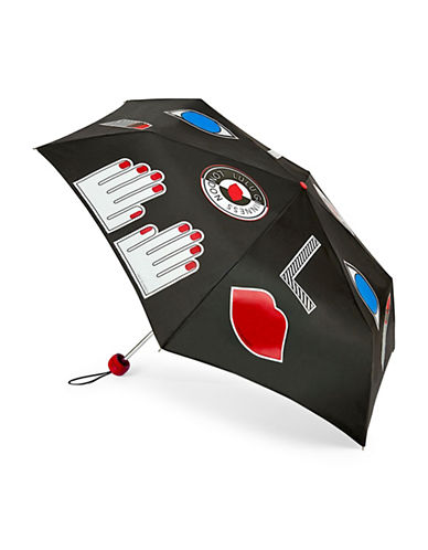Lulu Guinness Stickers Superslim Umbrella-STICKERS-One Size