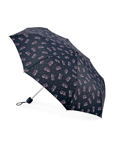 Fulton Superslim Number 2 Lattice Umbrella-PINEAPPLES-One Size