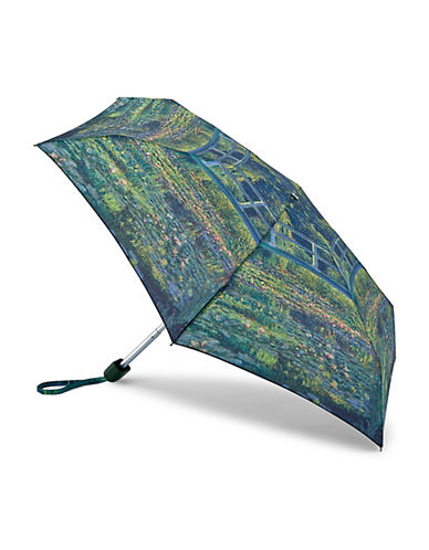 National Gallery Sunflower National Gallery Umbrella-BLUE MULTI-One Size