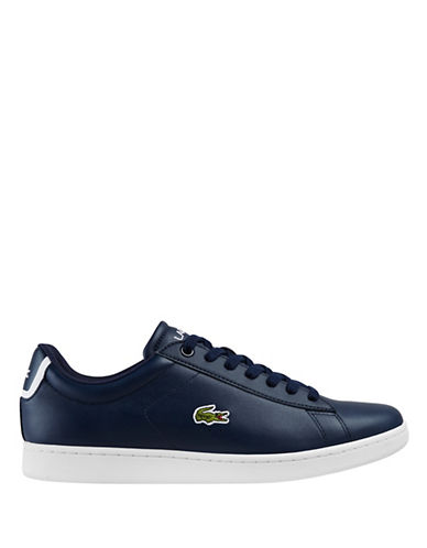 Lacoste Carnaby Evo Tennis Sneakers-NAVY-8