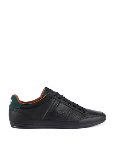 Lacoste Core Chaymon Sneakers-BLACK-10.5