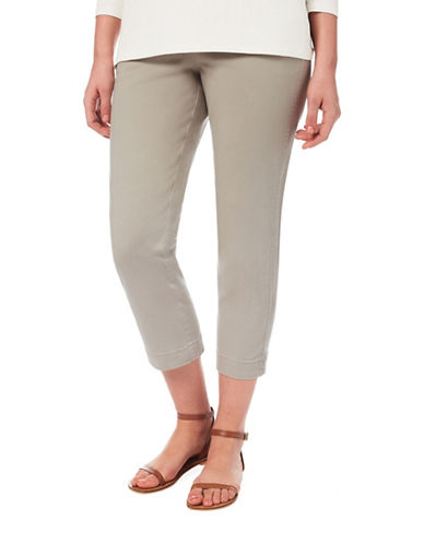 Windsmoor Cropped Trousers-NEUTRAL-UK 20/US 16