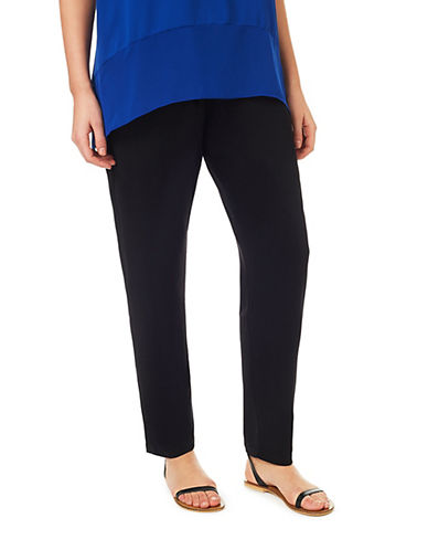 Windsmoor Jersey Pants-BLACK-Large