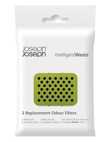 Joseph Joseph Two-Pack Carbon Filter Refills 87663611