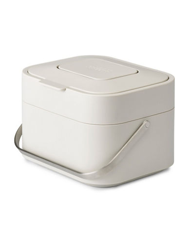 Joseph Joseph Food Waste Caddy with Odour Filter-BEIGE-One Size