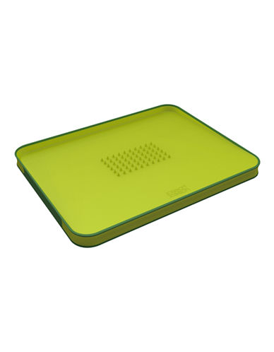 Joseph Joseph Cut and Carve Plus Chopping Board-GREEN-One Size
