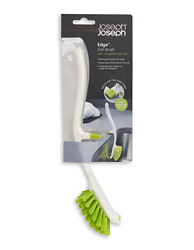 Get Sorted Edge Dish Brush-GREEN-One Size
