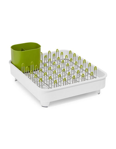 Get Sorted Extend Expandable Dish Rack-WHITE-One Size