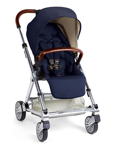 Mamas & Papas Urbo 2 Navy Stroller-NAVY-One Size